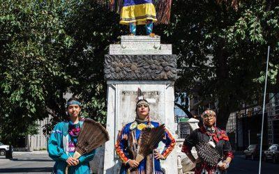 Kiedyś Kolumb …. dziś Indianie