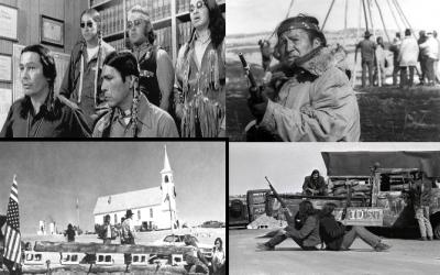 WOUNDED KNEE 1973 – INDIAŃSKI POWRÓT DO DOMU