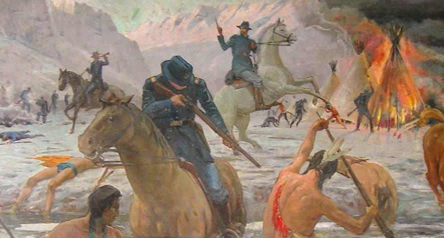 Bear River Massacre