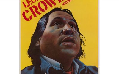 Leonard Crow Dog (1942 – 2021), Święty Człowiek Lakotów