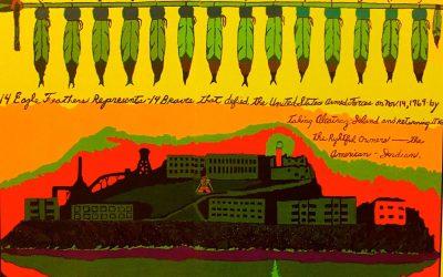 Od Alcatraz do Białego Domu, krótka historia panindiańskiej rewolucji XX i XXI w.